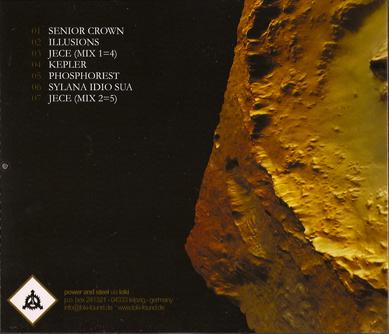 Corona back cover