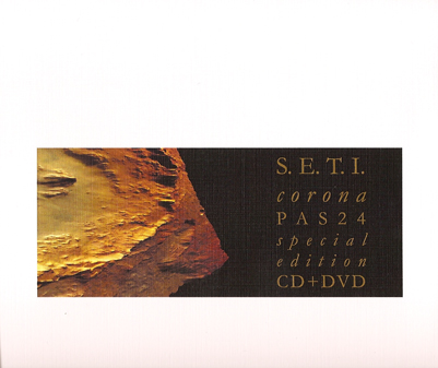 S.E.T.I. 'Corona' special edition front cover